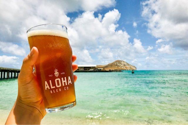 ハワイの海水を使ったクラフトビールとは?