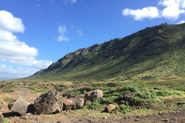素顔のハワイが残る場所、カエナポイント