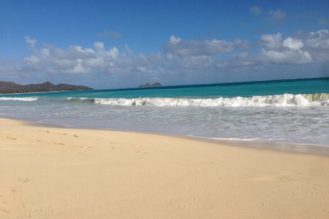 ハワイの穴場!週末シークレット・ビーチ「ベローズ・ビーチ」