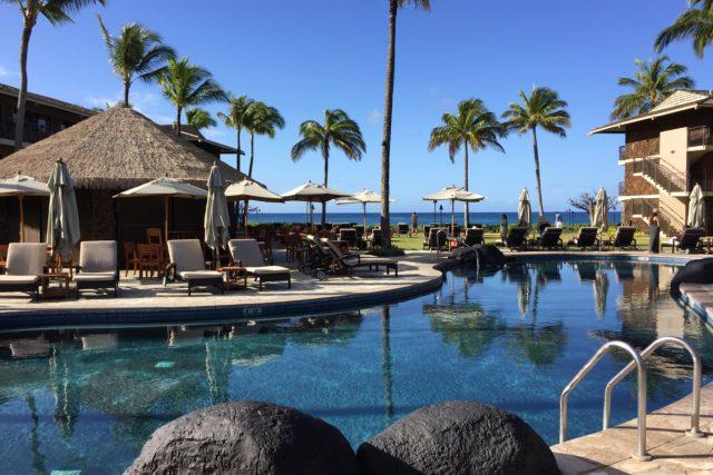 ハワイで最もロマンチックなホテル