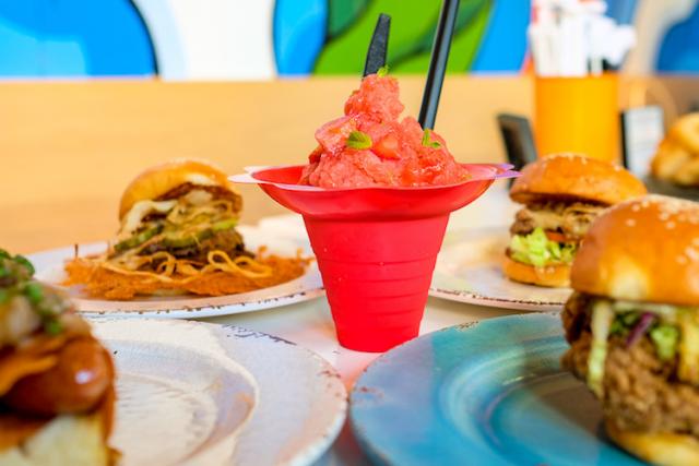 あの「MW レストラン」のシェフがワイキキにハンバーガーショップをオープン!